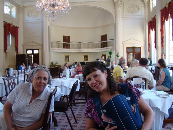 In the Pump Room