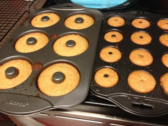 baking 'em up